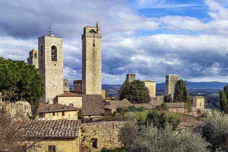 San Gimignano 13001