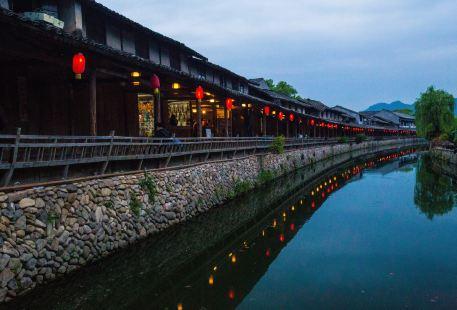 Lishui Ancient Street