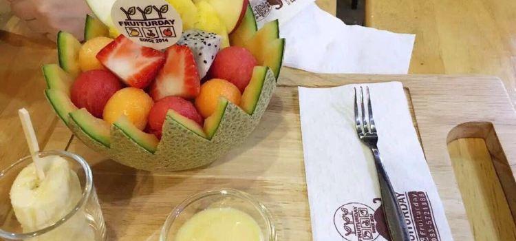 Fruiturday Shake & Smoothie
