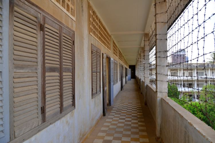 Tuol Sleng Genocide Museum1