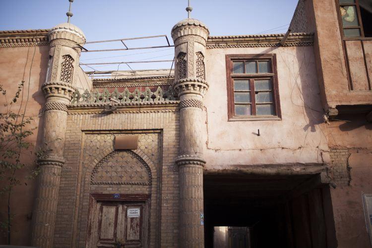 喀什老城4