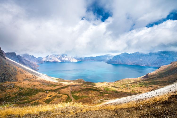 West Slope of Changbai Mountain Scenic Area3