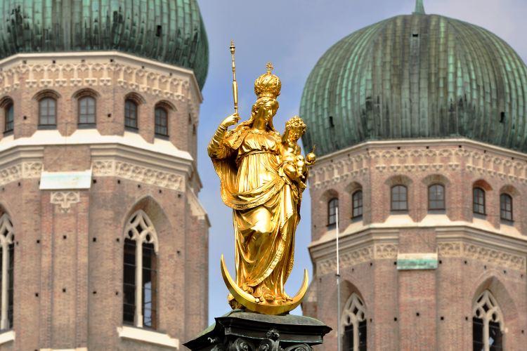 Mary's Column2
