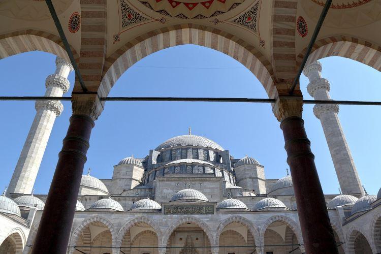 Suleymaniye Mosque4