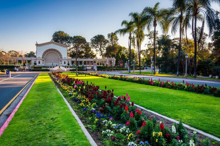 San Diego Balboa Park2