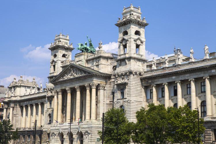 ブダペスト民族博物館2