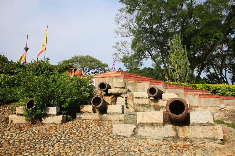후리산 파오타이(호리산 포대)2