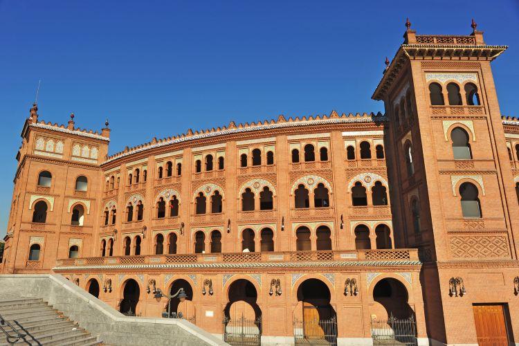 Las Ventas Tour1