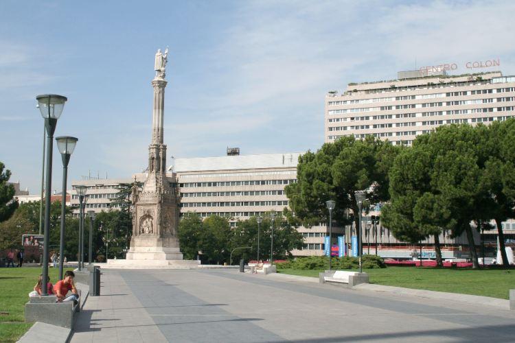 Monumento de Cristobal Colon1