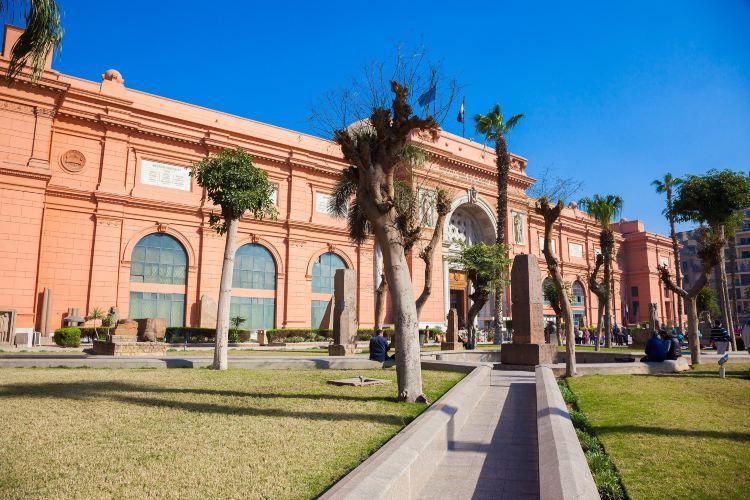 古代エジプト美術博物館4