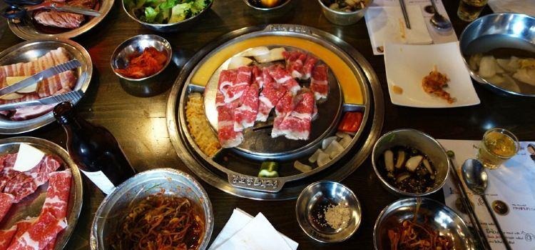姜虎東白丁(韓國城店)2
