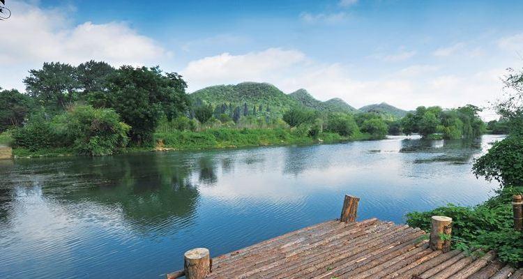 花溪國家城市濕地公園十里河灘景區3