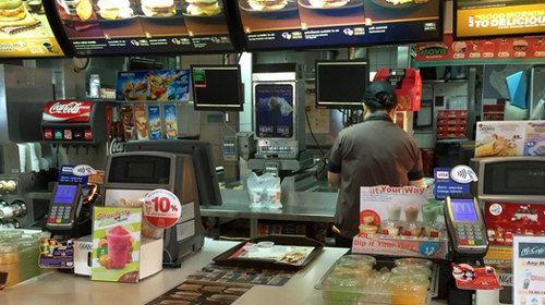 麥當勞(芭提雅徒步區店)
