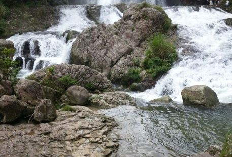 Shuhai Waterfall