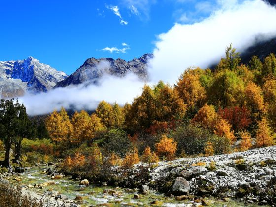 Bipeng Valley