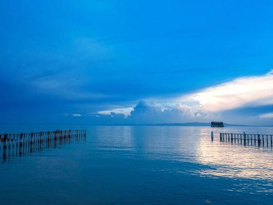 青海湖二郎劍景區
