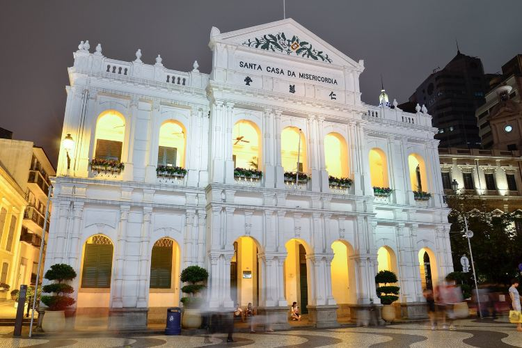Historic Centre of Macau1