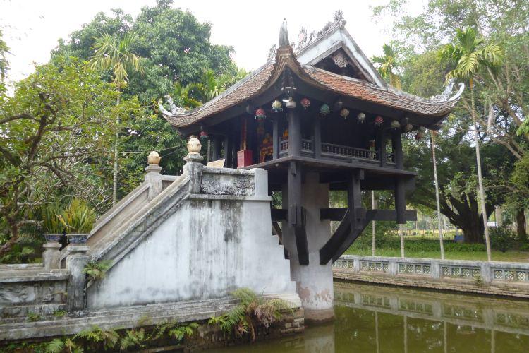 한기둥 사원1