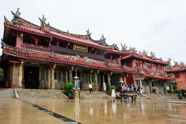 Ciji Palace of Qingjiao2