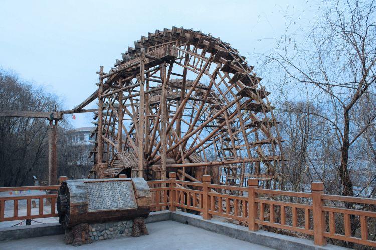Waterwheel Expo Park2