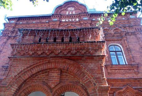 the History Museum in Vladimir