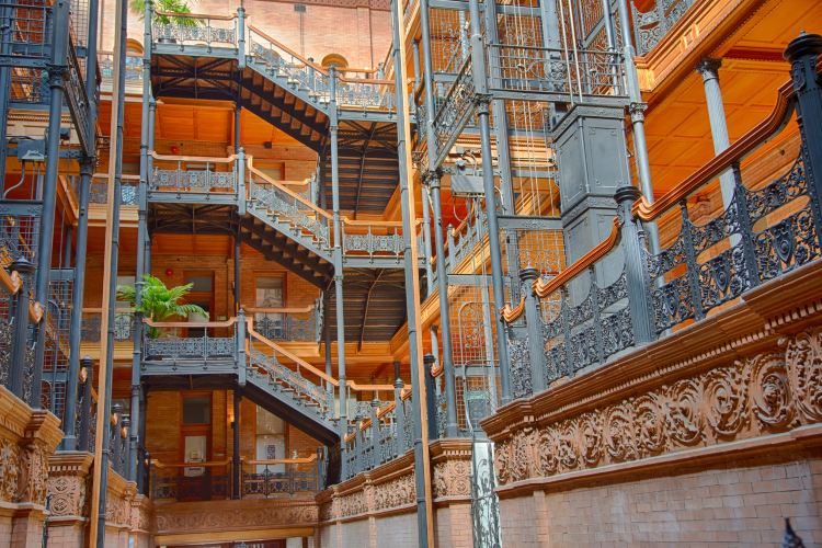 Bradbury Building1