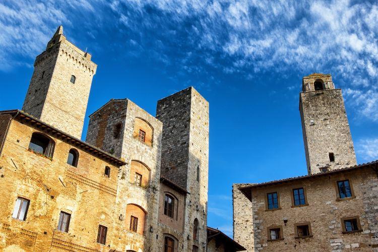 San Gimignano 13004
