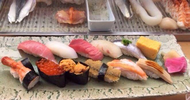 Tsukiji Sushisay Isetan Kyoto1