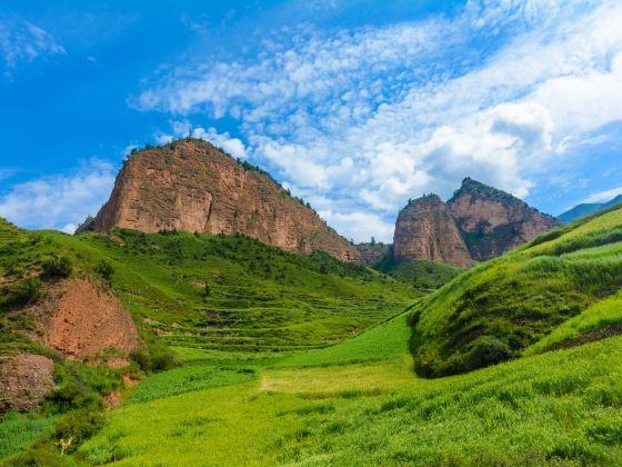 Kangduo Gorge