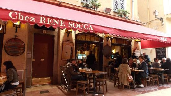 Chez Rene Socca