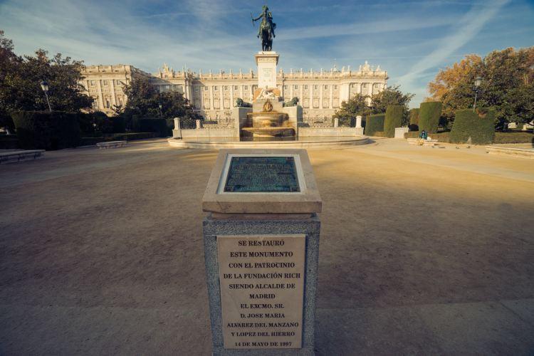 Plaza de Oriente4