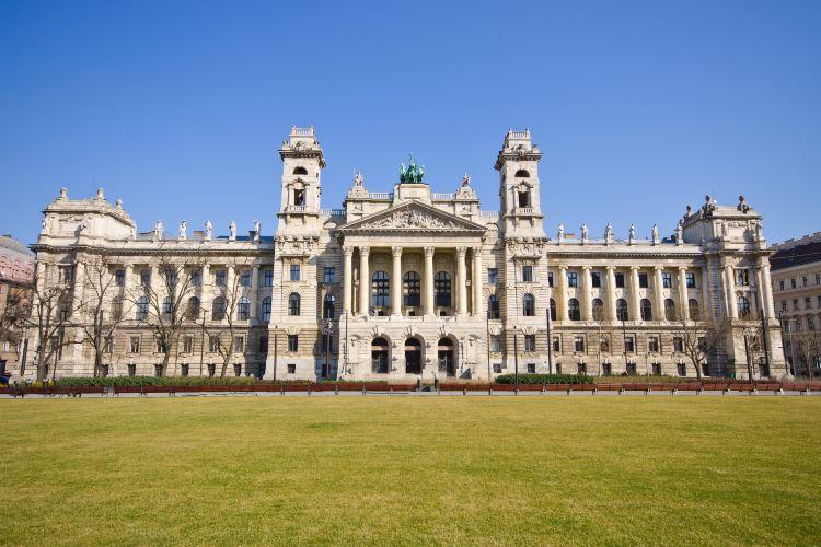 ブダペスト民族博物館1
