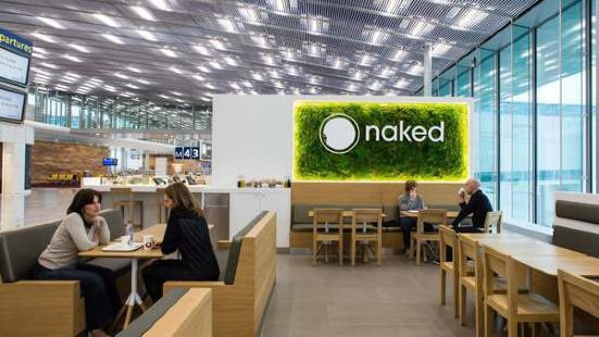 NAKED(戴高樂機場T 2E店)