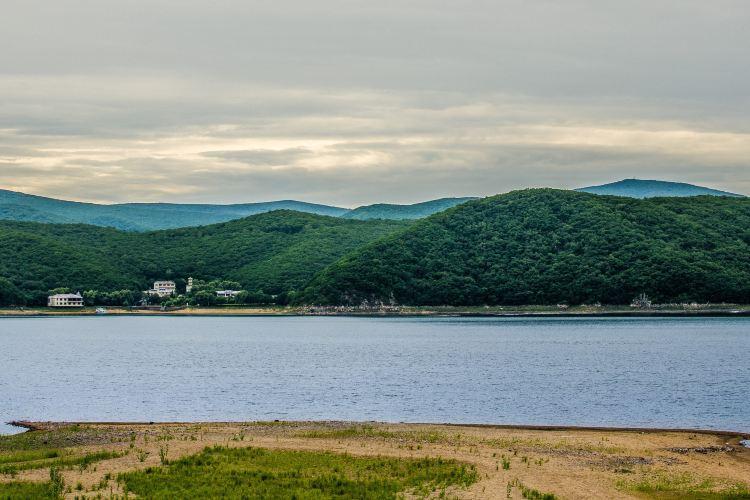 경박호 풍경명승지역1