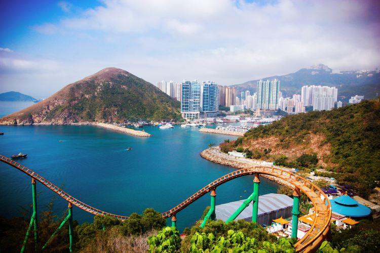 Ocean Park Hong Kong1