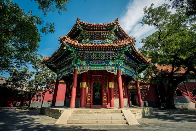 Yonghe Temple3