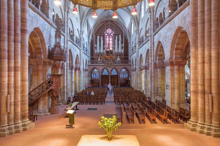 巴塞爾大教堂1