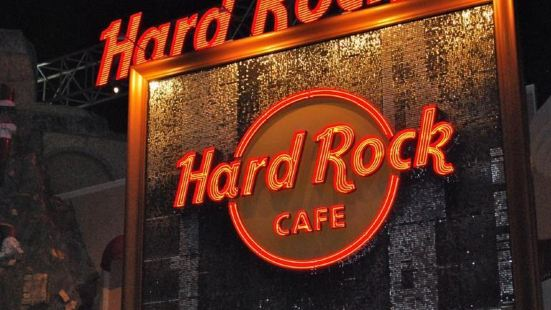 Hard Rock Cafe Orlando