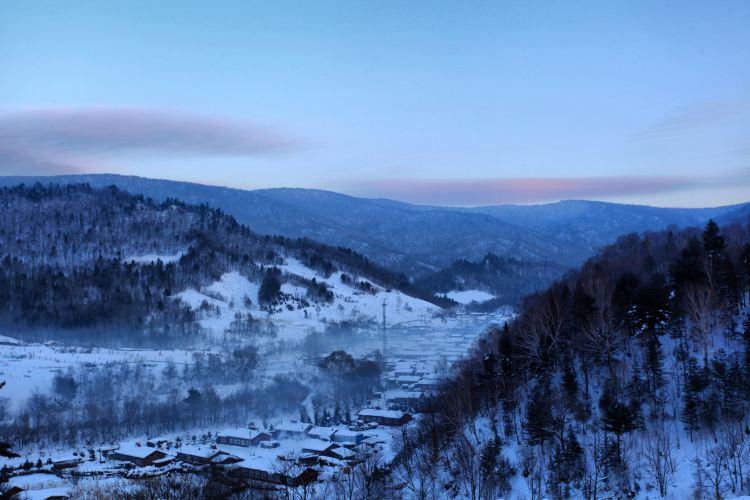 Snow valley3