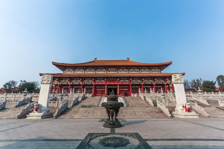 Pantao Mountain Buddhist Cultural Scenic Area1