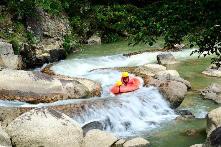 "Jiulong (""Nine Dragon"") Valley Scenic Area4"