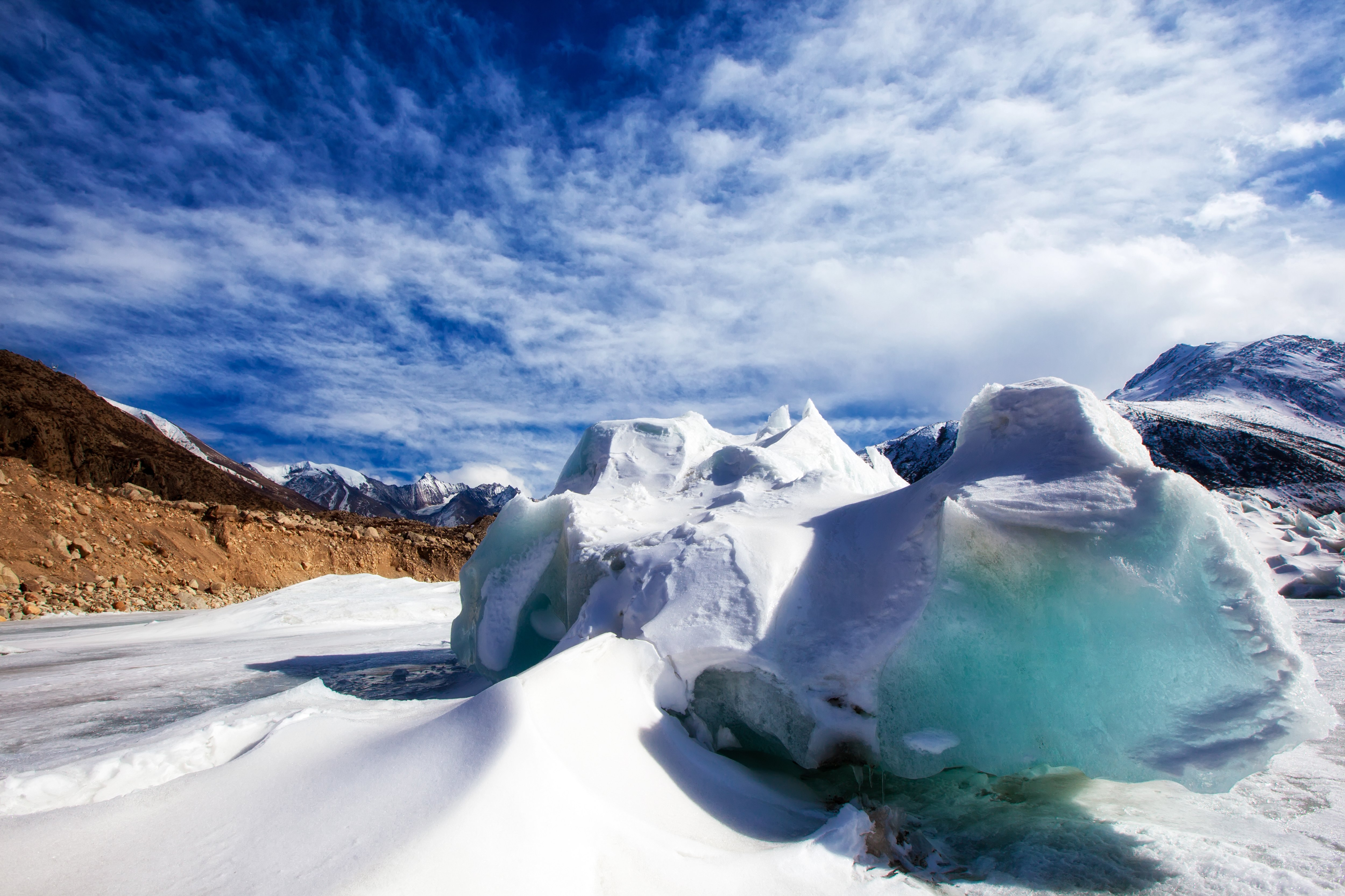 Laigu Glaciers