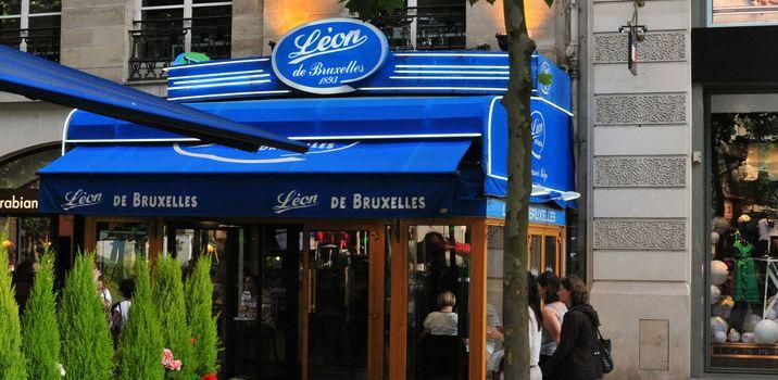 Léon de Bruxelles(香榭麗舍大道店)3