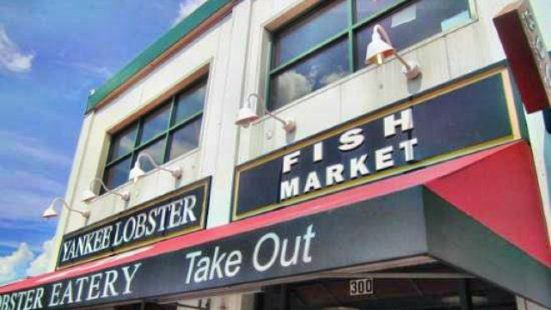 Yankee Lobster Fish Market