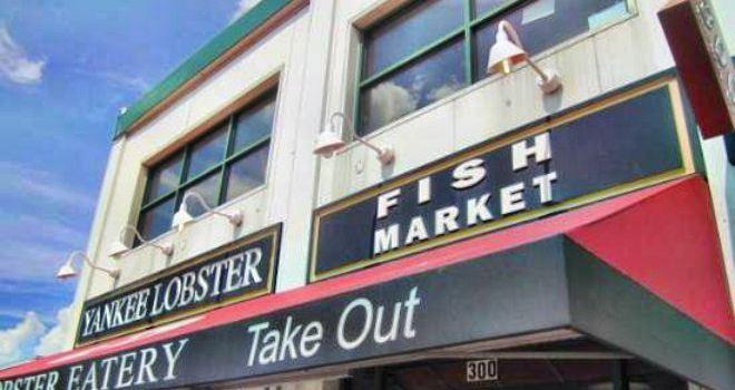 Yankee Lobster Fish Market