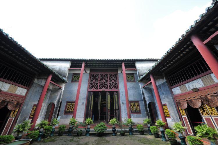 三宣堂(劉永福故居)4