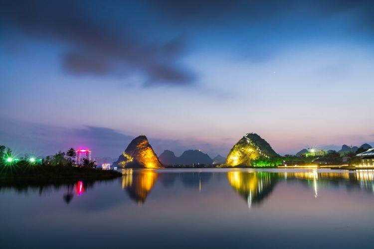 Dalongtan Reservoir4