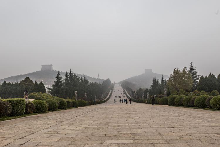 Qinling Mausoleum3