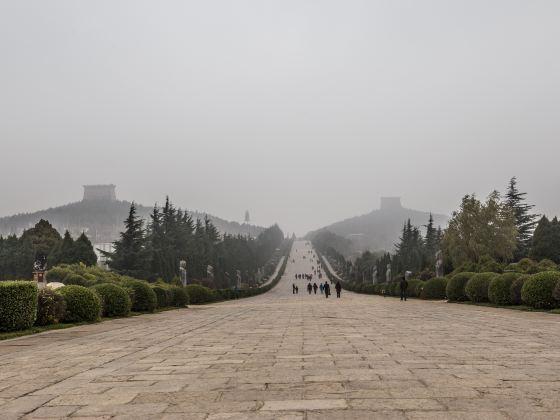 Qinling Mausoleum