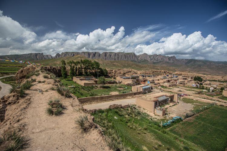 Bajiao City Ruins1